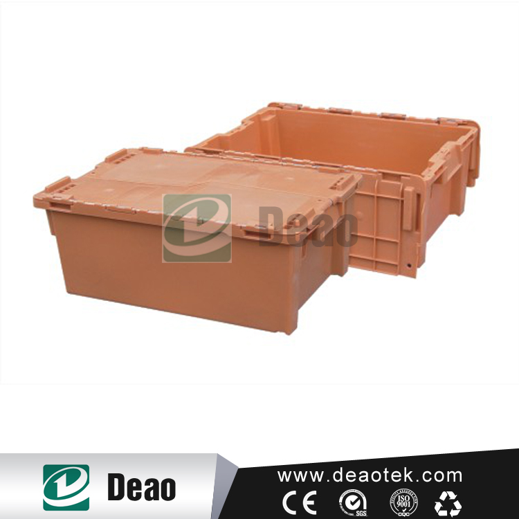 TURN OVER PLASTIC CRATE DA-C6424