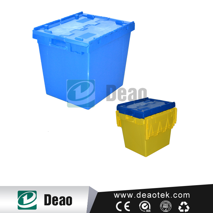 Turn Over Plastic Logistic Crate DA-C7562